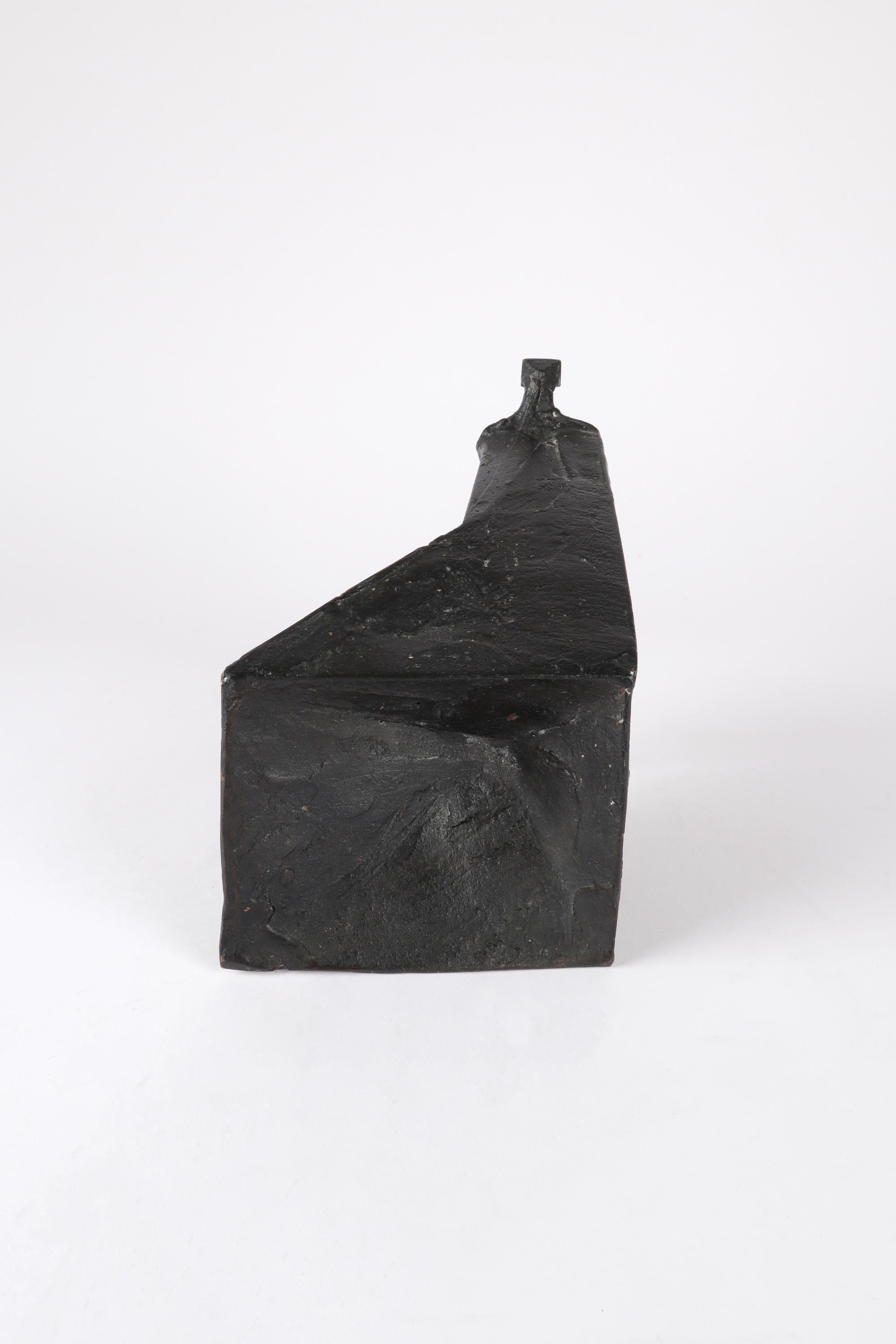 ‡Lynn Chadwick CBE, RA (1914-2003) Pair of Cloaked Figures III Each signed dated and numbered C/77/ - Image 9 of 22