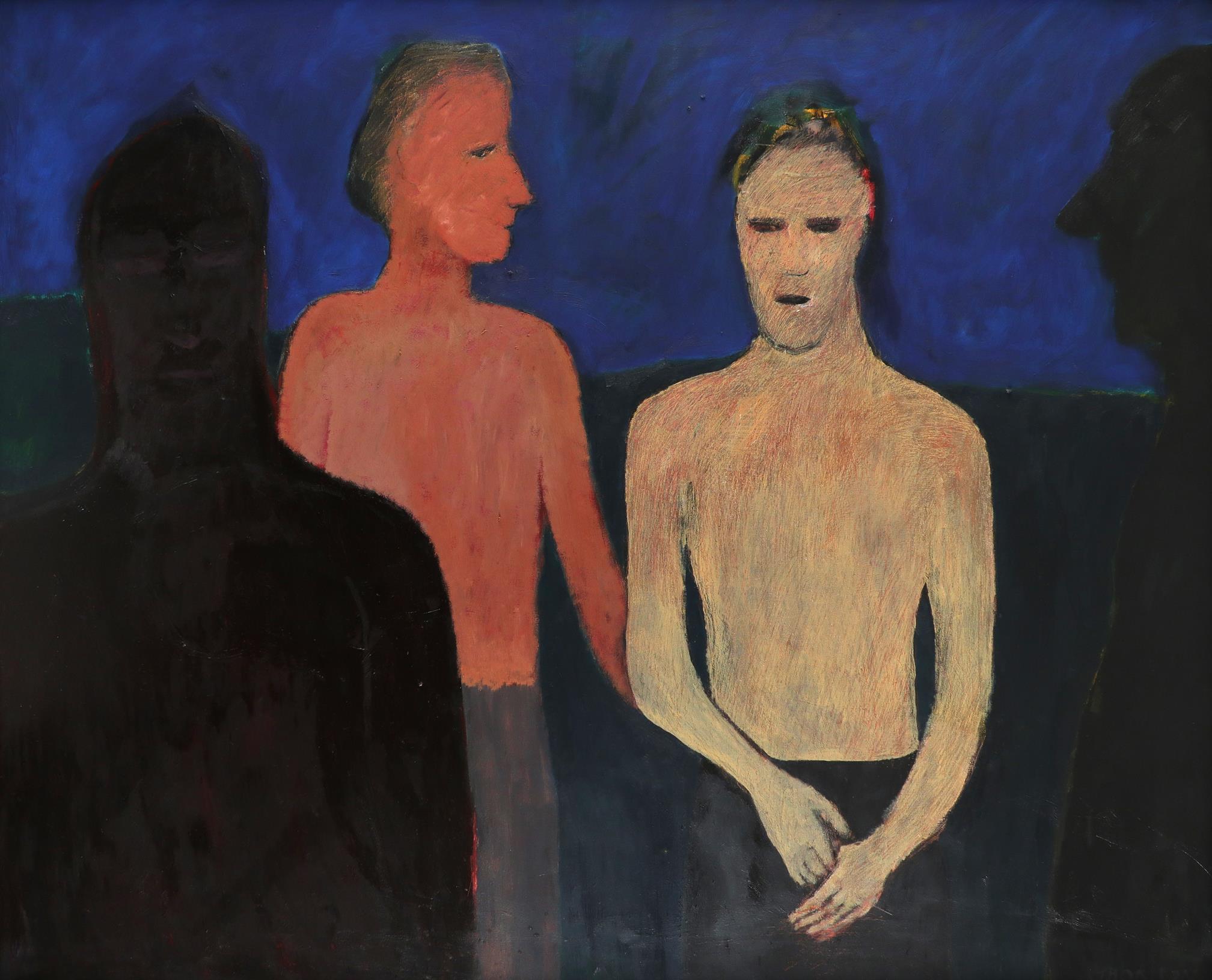 ‡Douglas Thomson (Scottish b.1955) Dawn Signed THOMSON (lower right) Oil on canvas 114.5 x 138cm