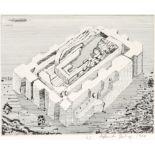 ‡Sir Eduardo Paolozzi CBE RA (Scottish 1924-2005) Study for Bruckner; On the Moon; Untitled Three,