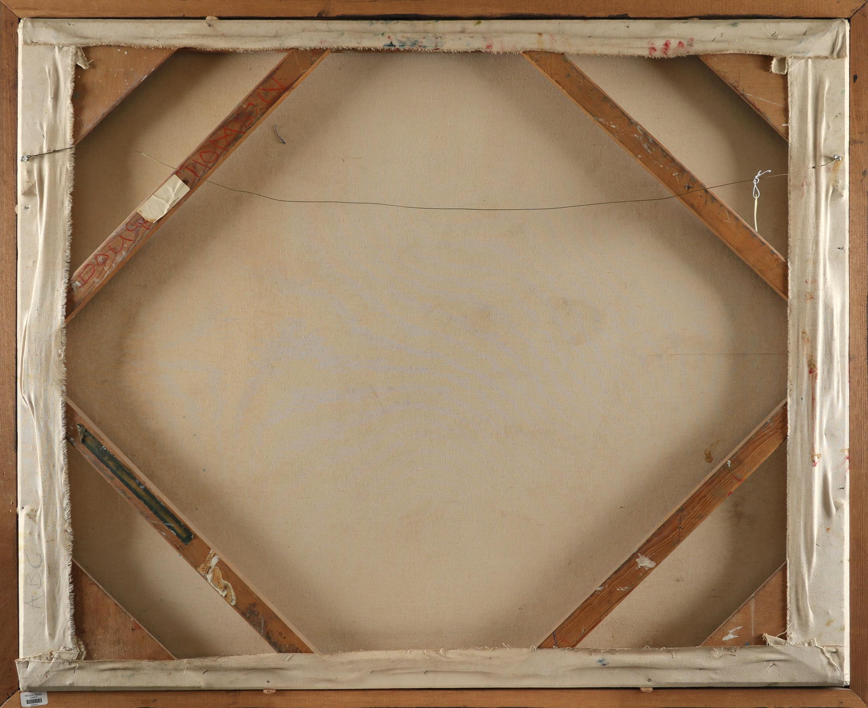 ‡Douglas Thomson (Scottish b.1955) Dawn Signed THOMSON (lower right) Oil on canvas 114.5 x 138cm - Image 3 of 3