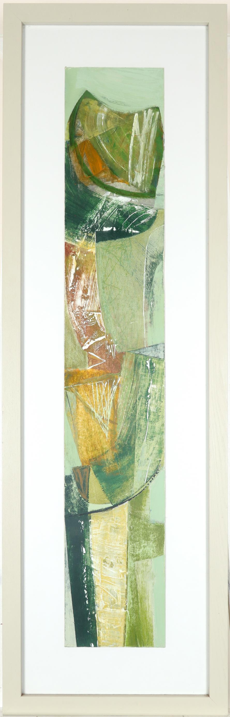 ‡Peter Joyce (b.1964) To Pen Hill Signed with initials and dated PJ '07 (lower left), and signed, - Image 2 of 3