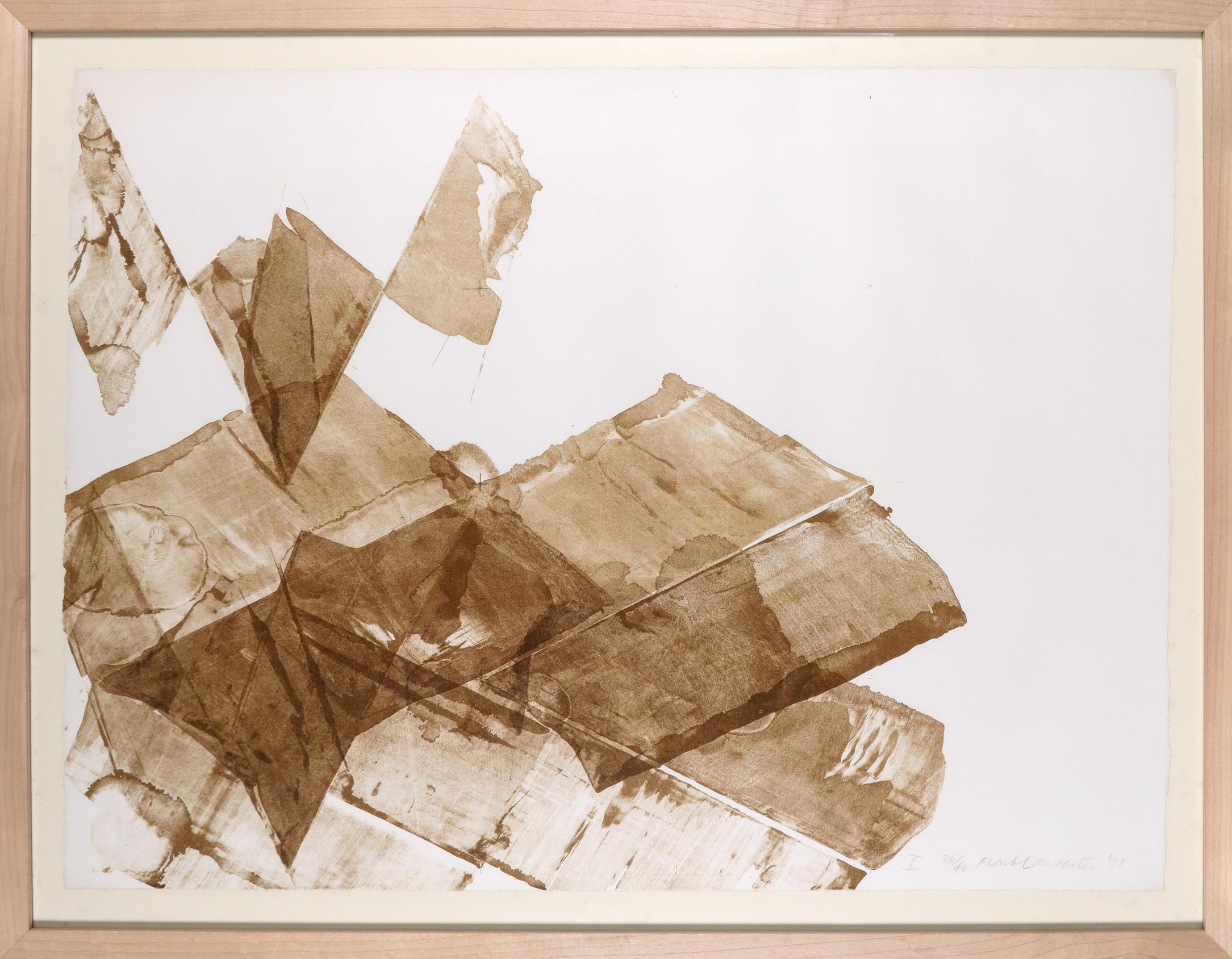 ‡Mark Lancaster (b.1938) Henry VI Suite: I; II; III Three, each signed Mark Lancaster, titled, dated - Image 4 of 9
