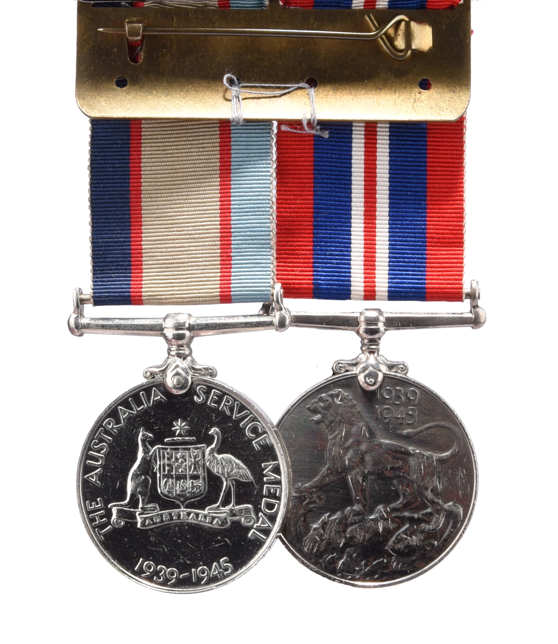 Two Medals to Private Dorothy Jean Mousley, Australian Army: War Medal 1939-45, Australia Service - Image 3 of 4