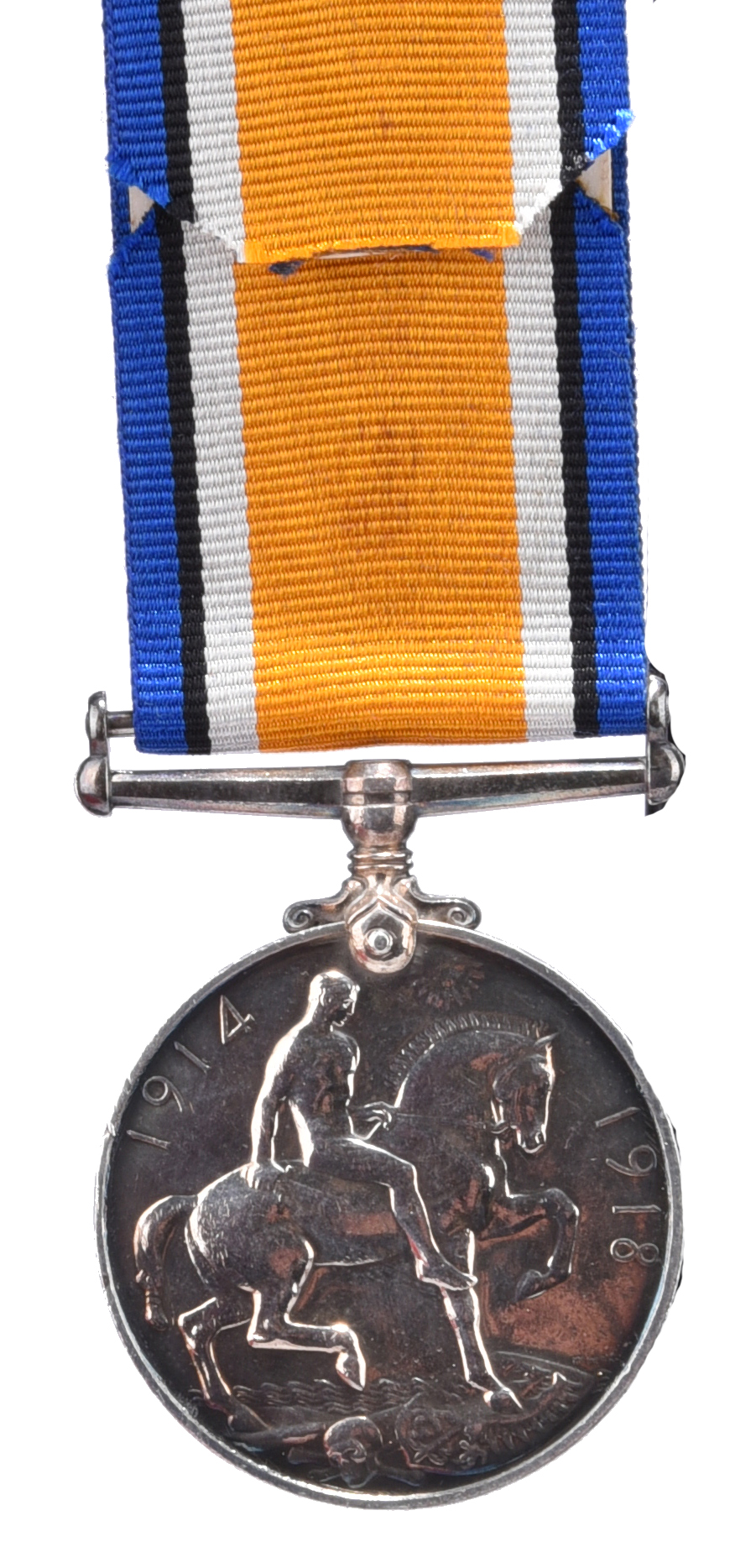The Great War P.O.W. group of four medals to Captain (later Lieutenant-Colonel) Arthur Stewart- - Image 5 of 7