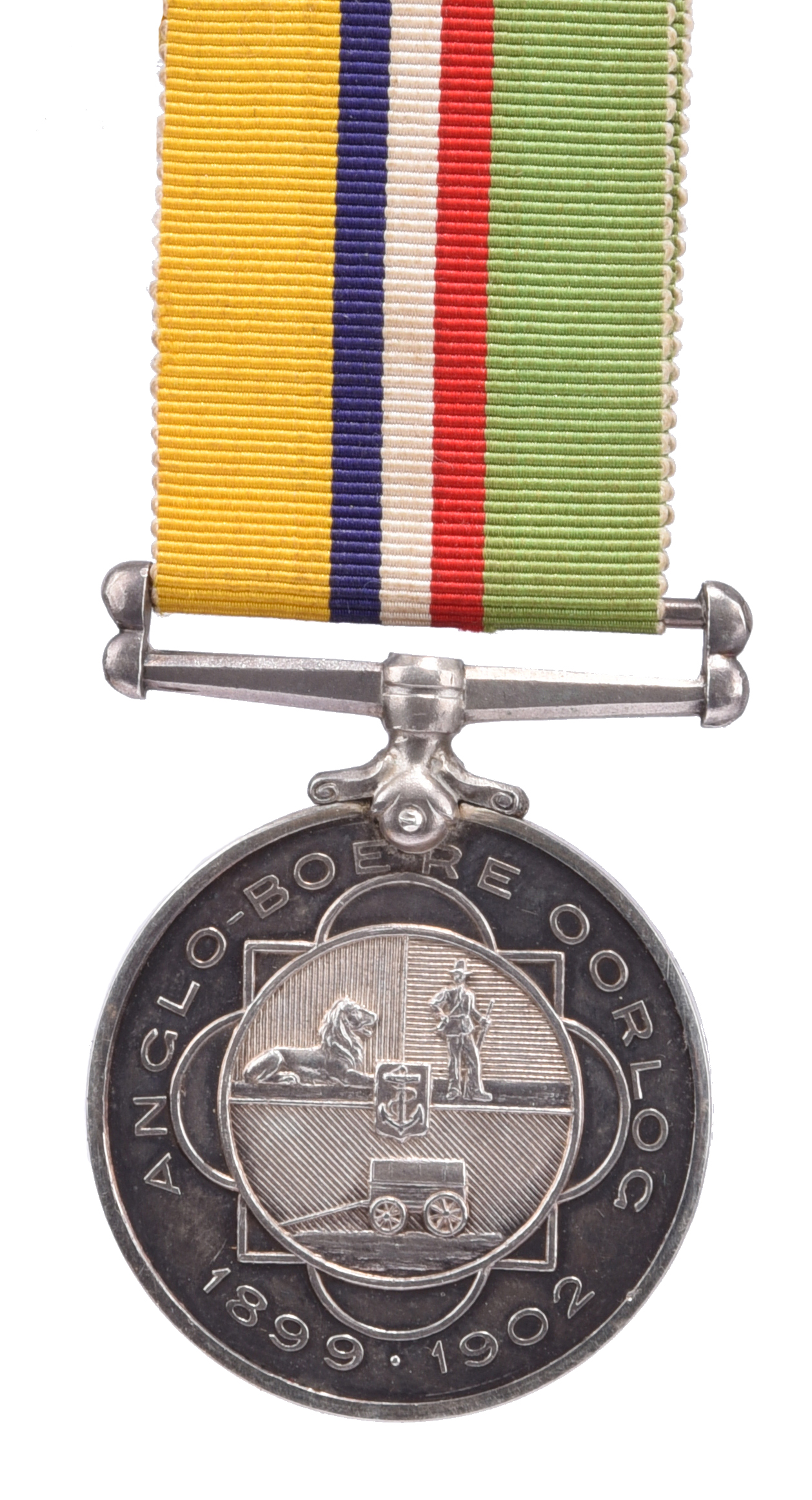 South Africa: Anglo-Boere Oorlog Medal, KORPORAAL A.C. NUNES., good extremely fine.