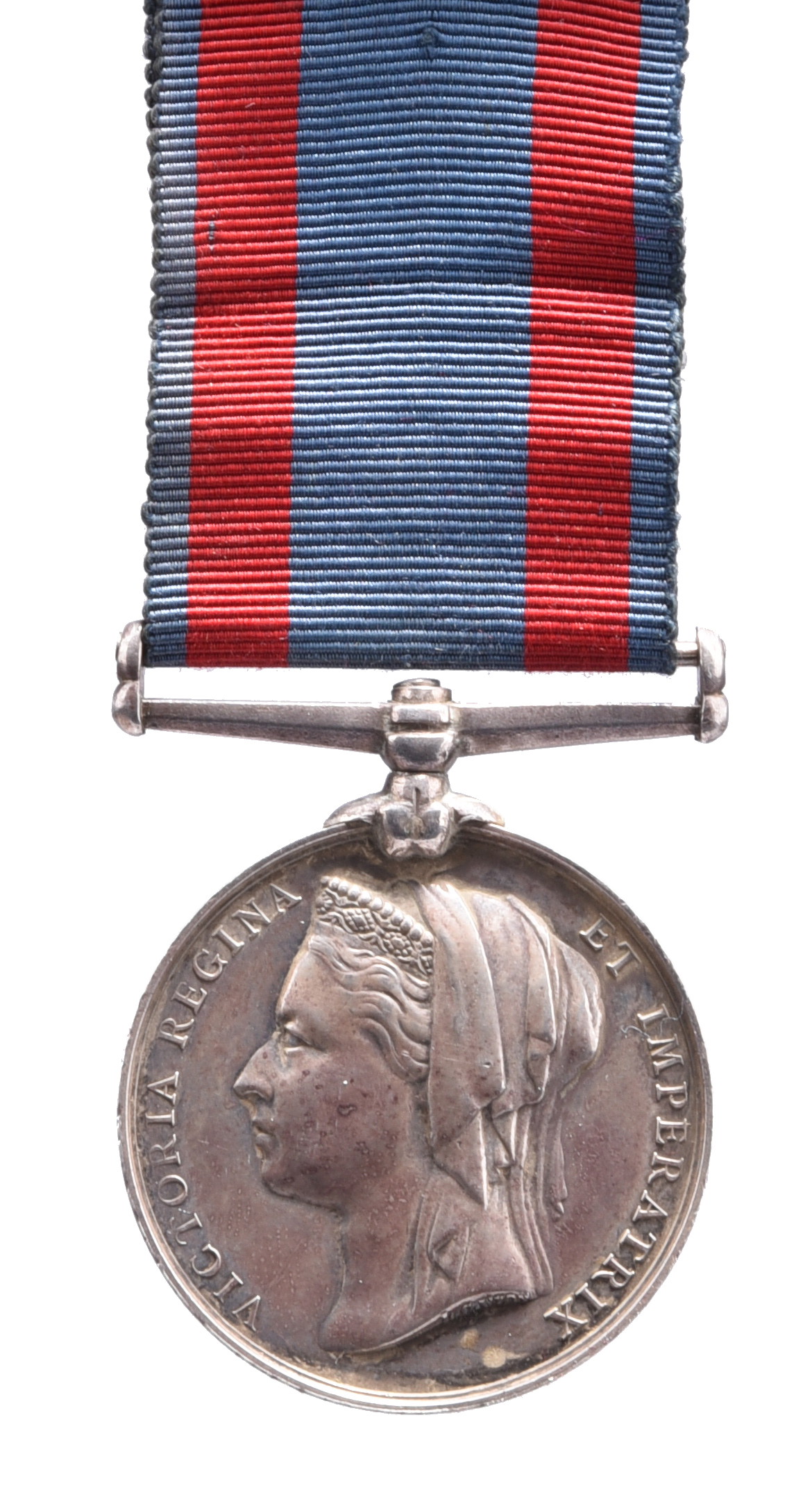 A North West Canada Medal 1885, no clasp, unnamed as issued, very fine, reverse significantly