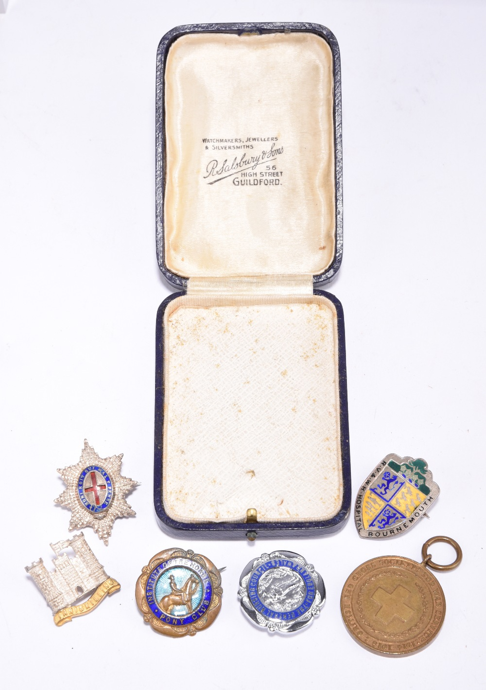 The East African theatre group of four medals to Captain Gordon Martin Ellis, 25th (Frontiersmen) - Image 2 of 2