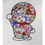 TAKASHI MURAKAMI (1962-) HEISEI OR REIWA ERA, 20TH OR 21ST CENTURY A limited edition colour