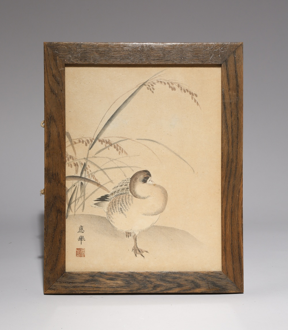 A SMALL COLLECTION OF FOUR JAPANESE PRINTS MEIJI PERIOD OR LATER, 19TH OR 20TH CENTURY One depicting - Image 2 of 4