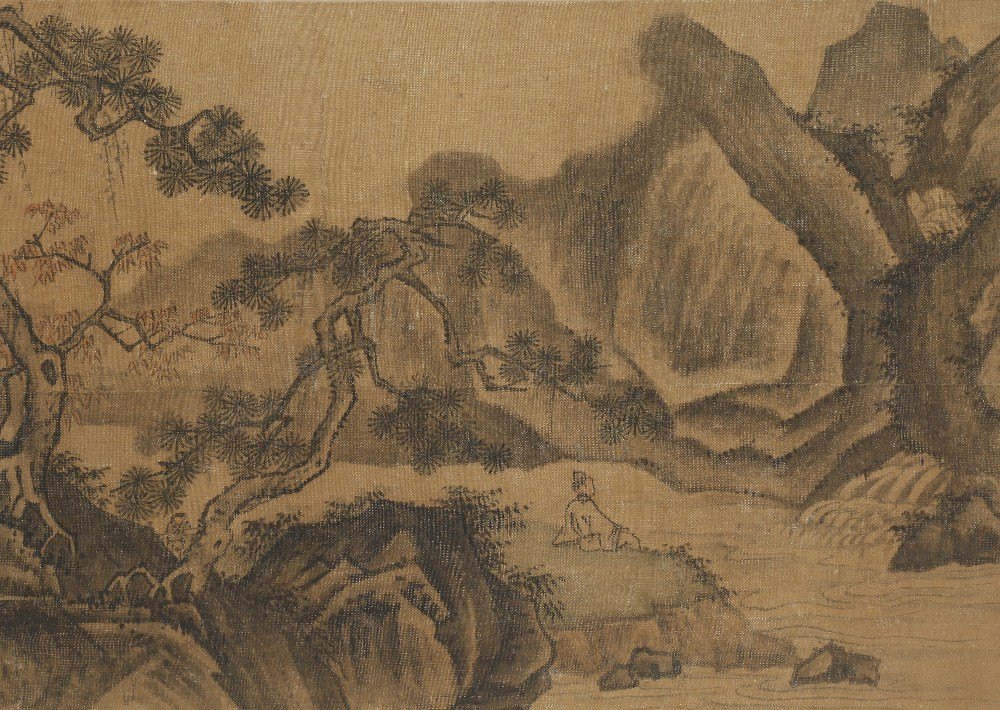 FEI CHENGWU (20TH CENTURY) SPARROW A Chinese painting, ink and colour on paper, signed Chengwu, with - Image 4 of 10