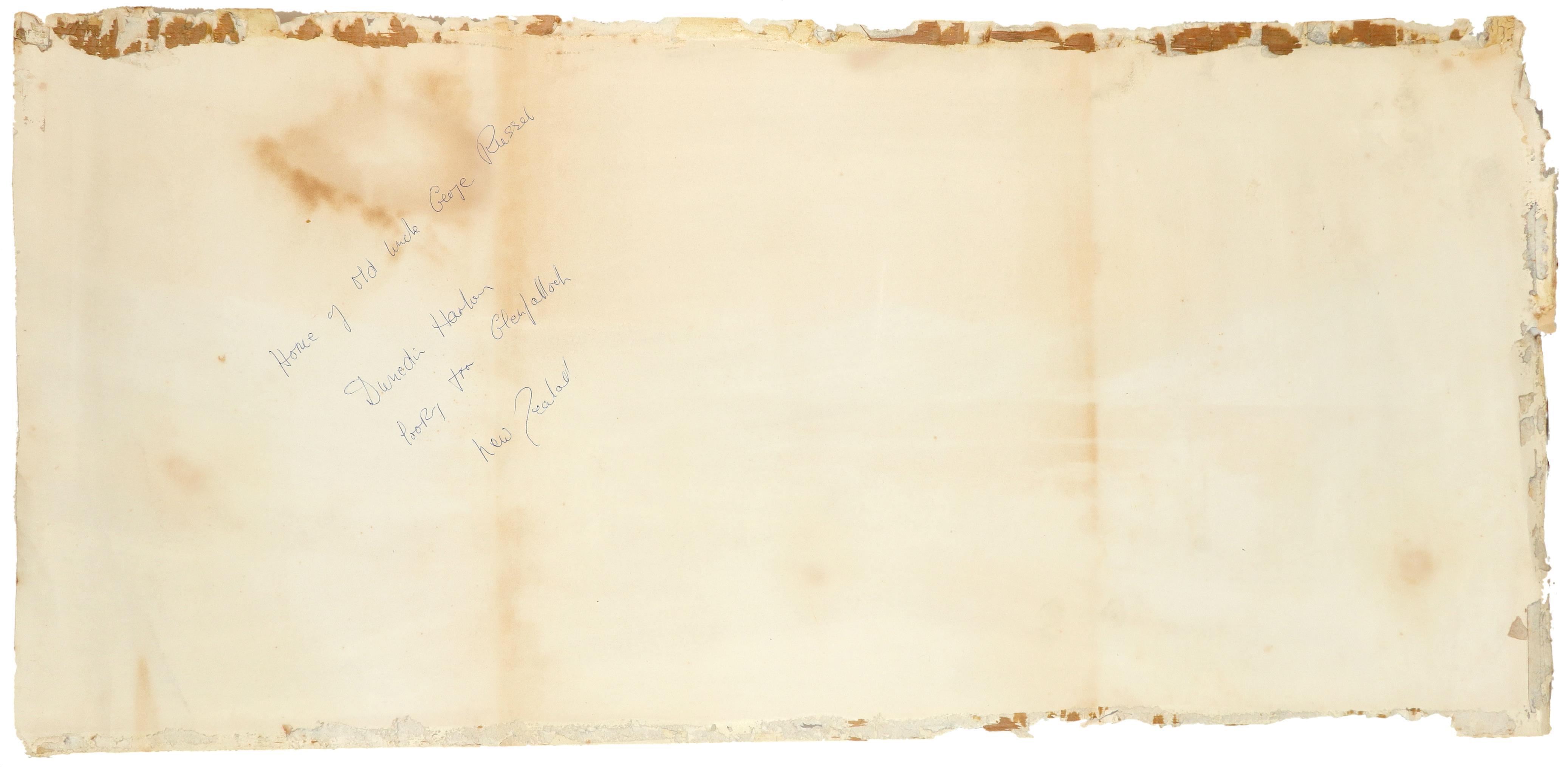 William Matthew Hodgkins (1833-1898) Glen Falloch - evening; Glen Falloch Two, the former signed - Image 6 of 6