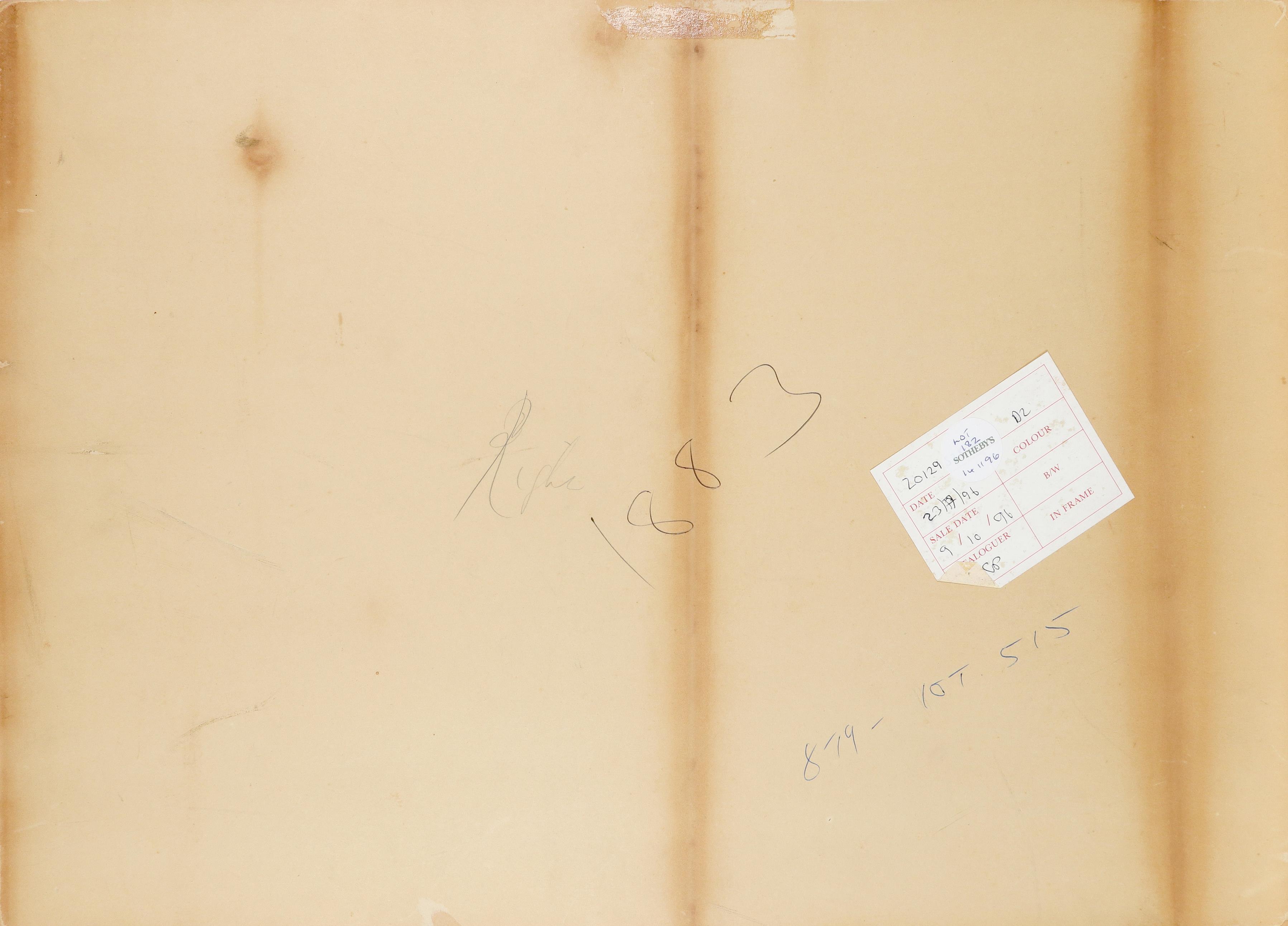 William James Müller (1812-1845) In the Rheinwalde Signed, inscribed and dated In the Rheinwalde / - Image 3 of 3