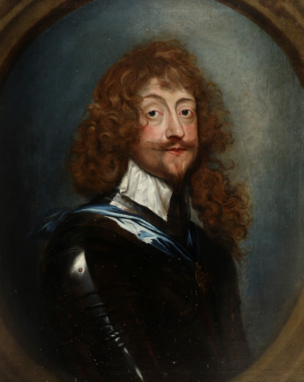 Follower of Sir Anthony van Dyck Portrait of Sir Henry Rich, 1st Earl of Holland (1590-1649),