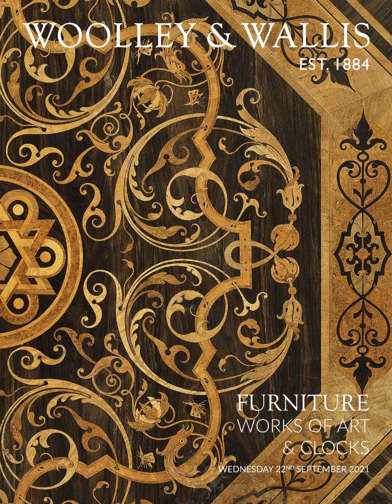 Furniture, Works of Art & Clocks
