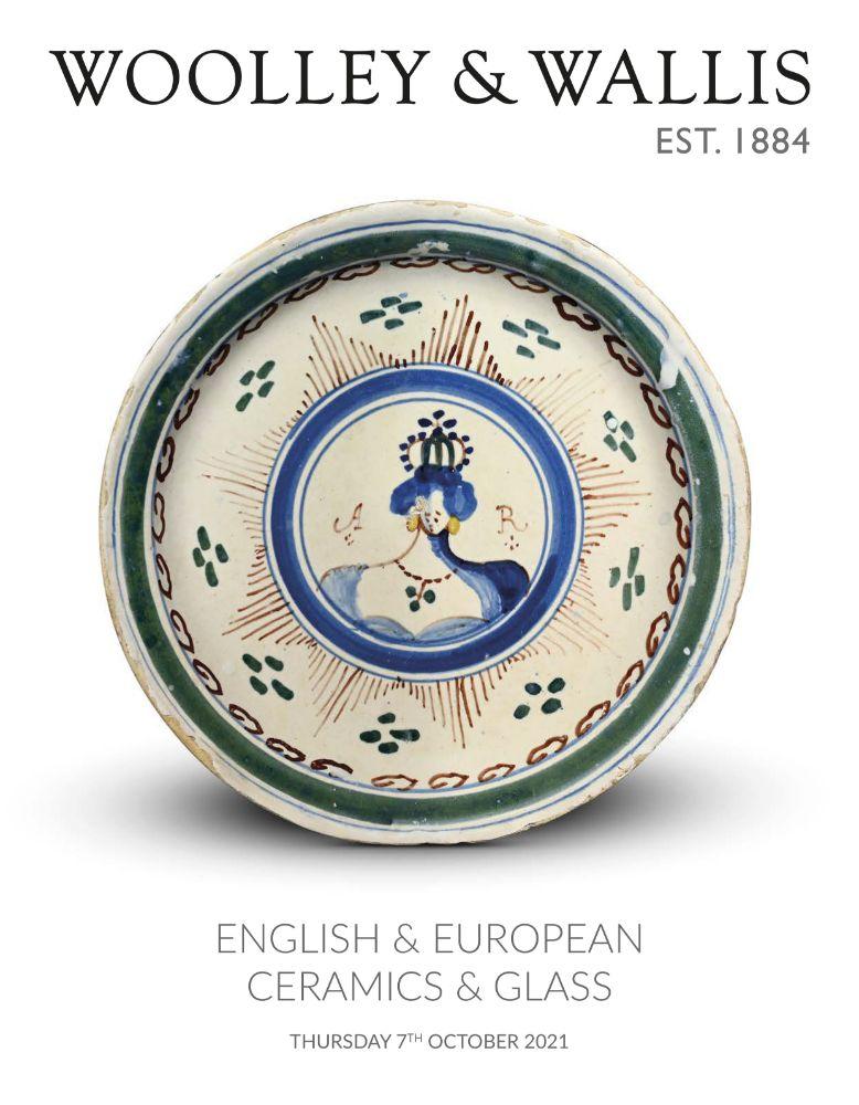 English & European Ceramics & Glass