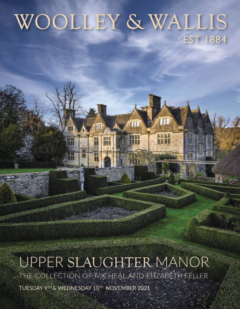 Upper Slaughter Manor – the Collection of Micheál and Elizabeth Feller