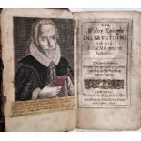 Raleigh, Sir, Walter, Instruction to his son and posterity, second edition, printed for Benjamin
