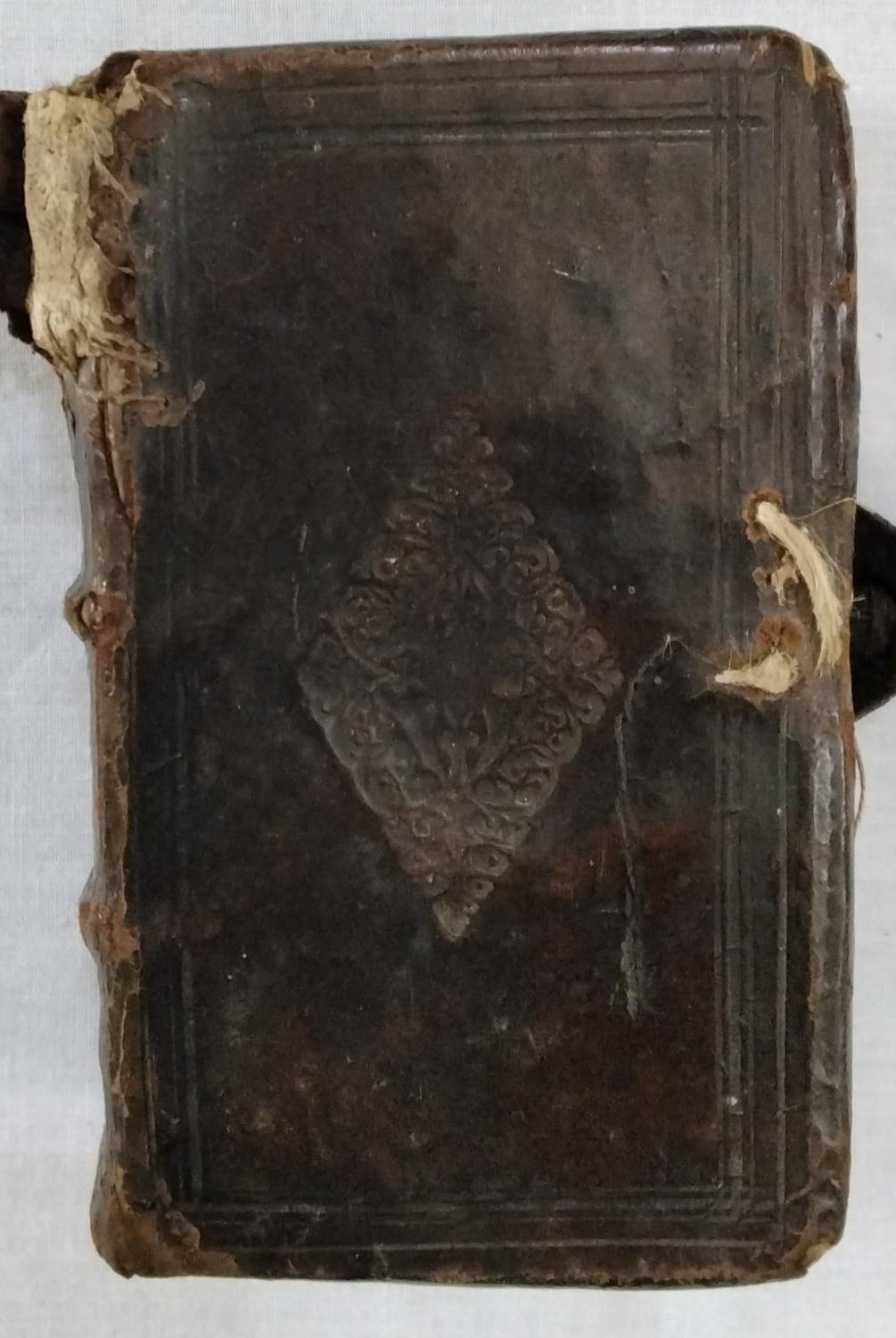 Raleigh, Sir, Walter, Instruction to his son and posterity, second edition, printed for Benjamin - Image 3 of 3