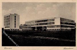 Bauhaus Dessau (o-4500) Ansichtskarte I-II