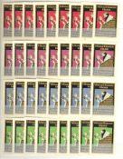 Vignette Steckalbum mit über 650 Stück I-II