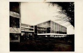 Bauhaus GROPIUS Werkstättenbau 1925 DESSAU I-II