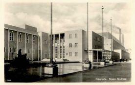 BAUHAUS-STIL  CHEMNITZ  Neues Stadtbad I