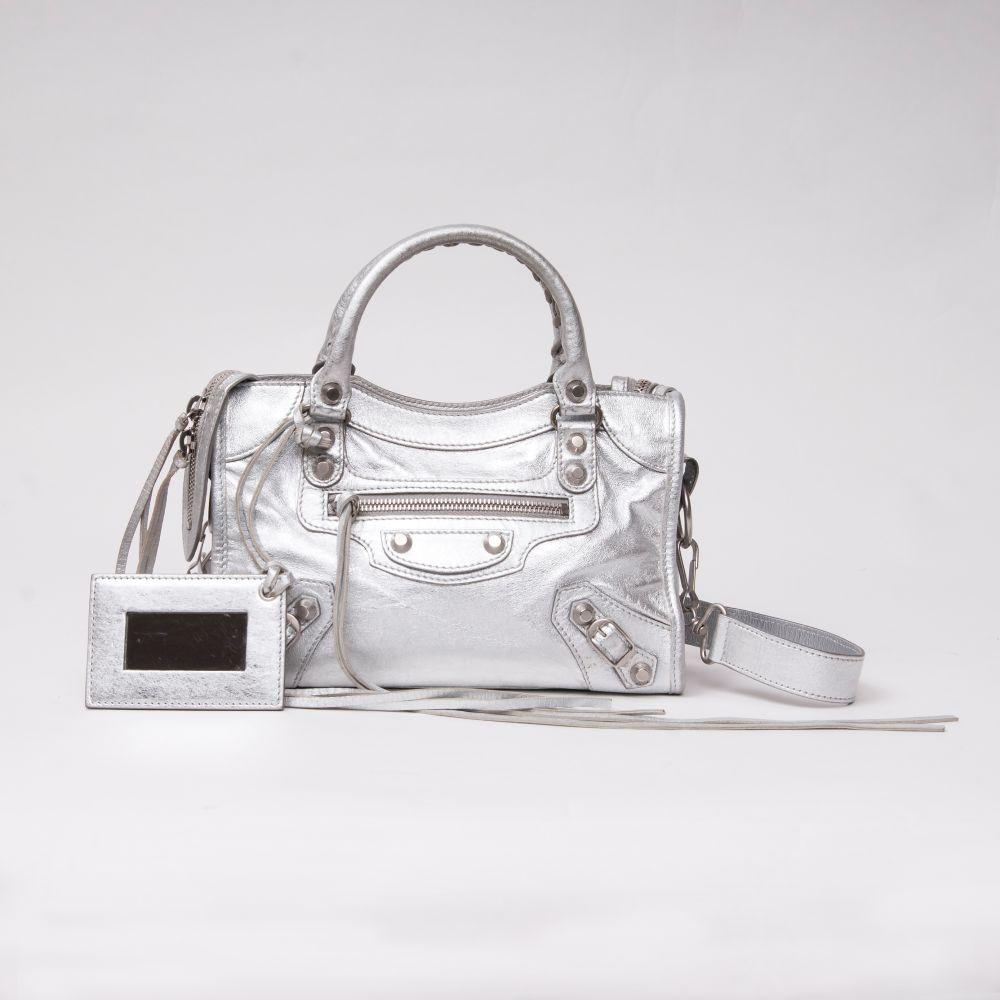 Balenciaga. Neo Classic Mini Top Handle Bag.