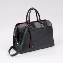 Louis Vuitton. Business Bag Schwarz.
