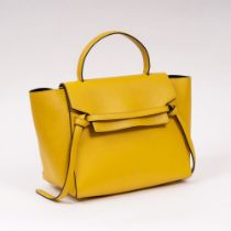 Céline. Mini Belt Bag Ocker.