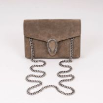 Gucci. Ikonische Dionysus Mini Bag Hellbraun.