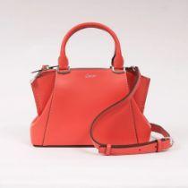 Cartier. C de Cartier Bag Koralle.