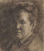 Alexander Koester (Bergneustadt 1864 - München 1932). Portrait.