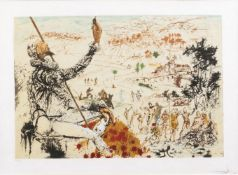 Salvador Dalí (Figueres 1904 - Figueres 1989). L'Age d'Or.