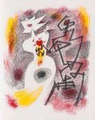 André Masson (Balagny 1896 - Paris 1987). Le Coeur volé.