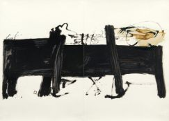 Antoni Tàpies (Barcelona 1923 - Barcelona 2012). Grand Table.