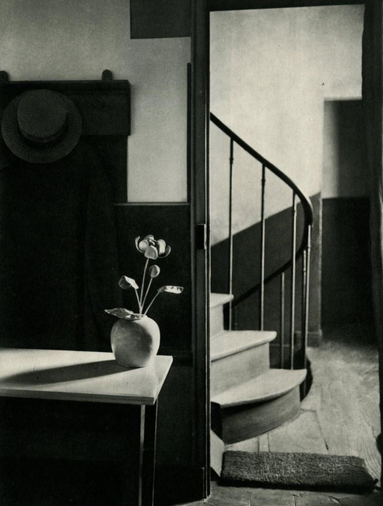 ANDRE KERTESZ - Chez Mondrian - Original photogravure