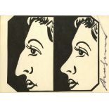 ANDY WARHOL - Before and After - Offset lithograph