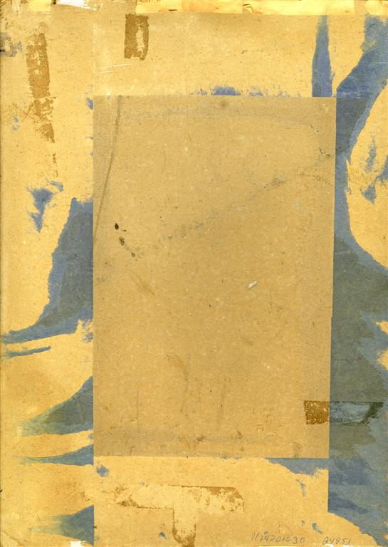 YURI PAVLOVICH ANNENKOV - Constructivist Composition - Mixed Media on paper, mounted on board - Image 3 of 9