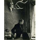 YOUSUF KARSH - Georgia O'Keeffe - Original vintage photogravure