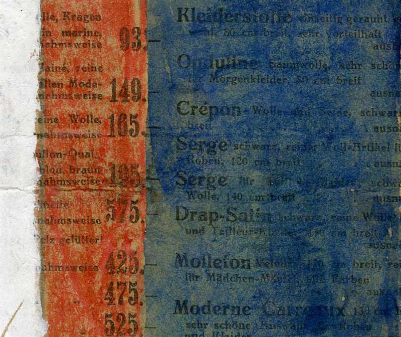 YURI PAVLOVICH ANNENKOV - Constructivist Composition - Mixed Media on paper, mounted on board - Image 9 of 9