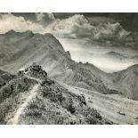 CHIN-SAN LONG [lang jingshan/lang ching-shan] - Chine - Original vintage photogravure