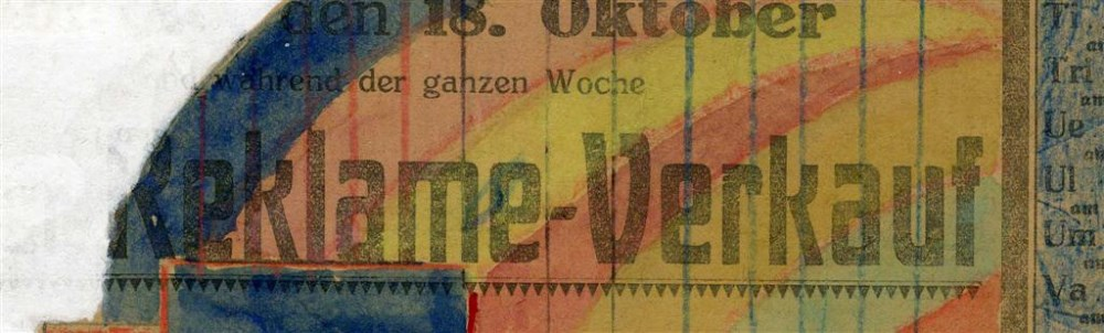YURI PAVLOVICH ANNENKOV - Constructivist Composition - Mixed Media on paper, mounted on board - Image 5 of 9