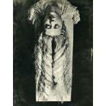 MAN RAY - Woman with Long Hair - Original vintage photogravure