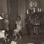 DIANE ARBUS - A Widow in Her Bedroom on 55th St., N.Y.C - Original vintage photogravure