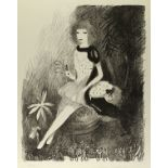 MARIE LAURENCIN - Creole - Lithograph