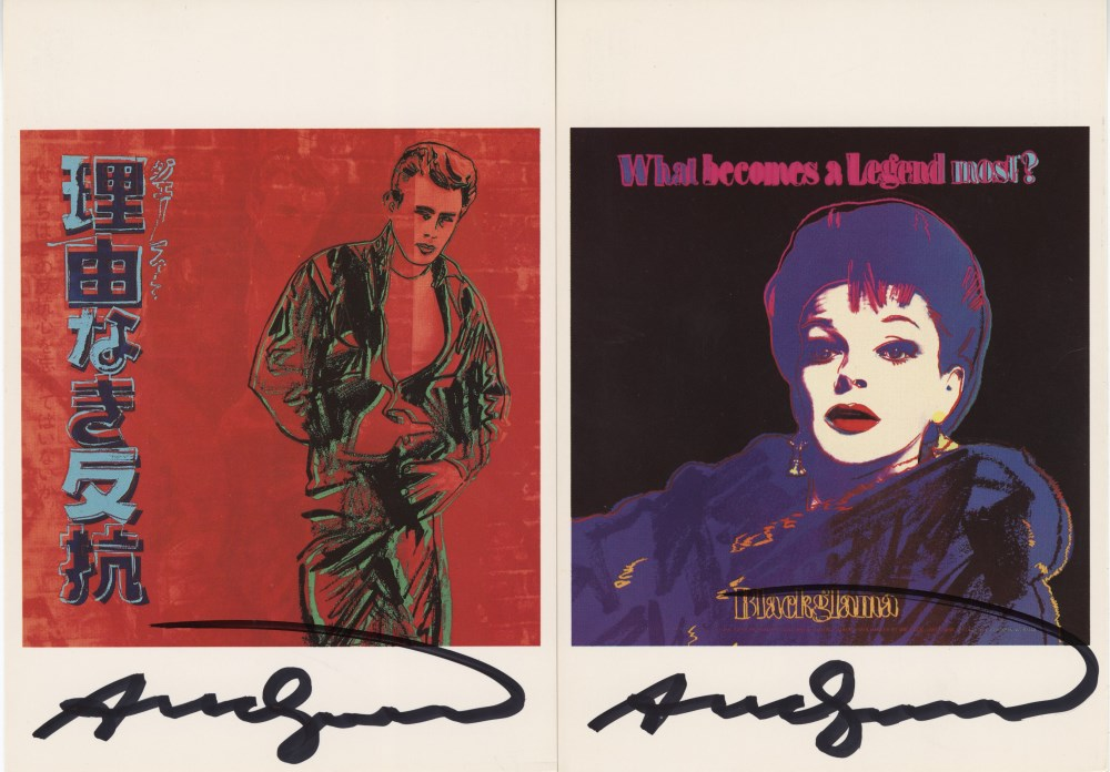 ANDY WARHOL - Ads Suite - Color offset lithographs - Image 8 of 10