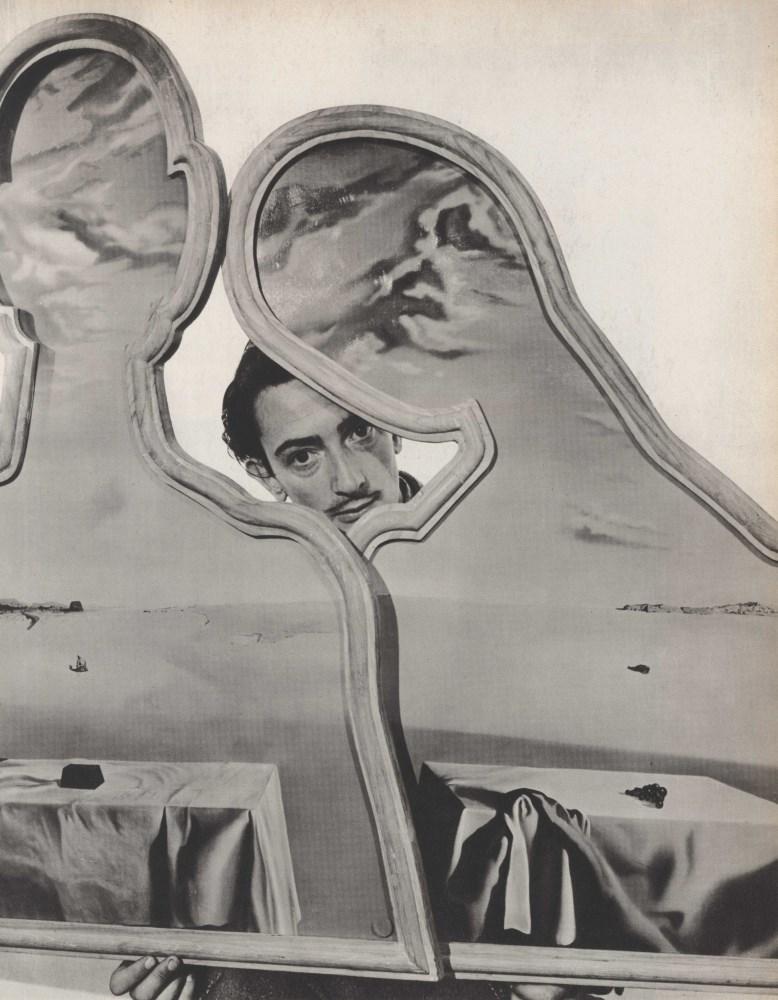 CECIL BEATON - Salvador Dali - Original photogravure