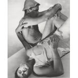 GEORGE PLATT LYNES - Paul Cadmus and Jared French - Original photogravure