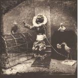 JOEL-PETER WITKIN - Manuel Osorio - Original vintage photogravure