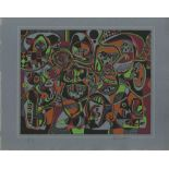 STEVE WHEELER - Big Shape - Original color silkscreen